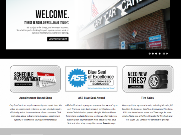 Cary Car Care