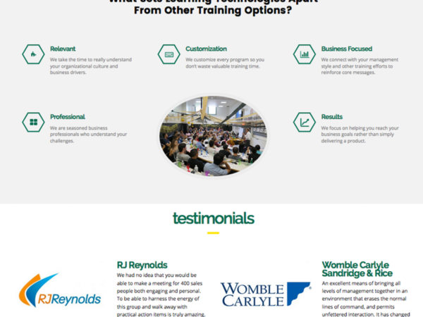 Learning Technologies, Inc.